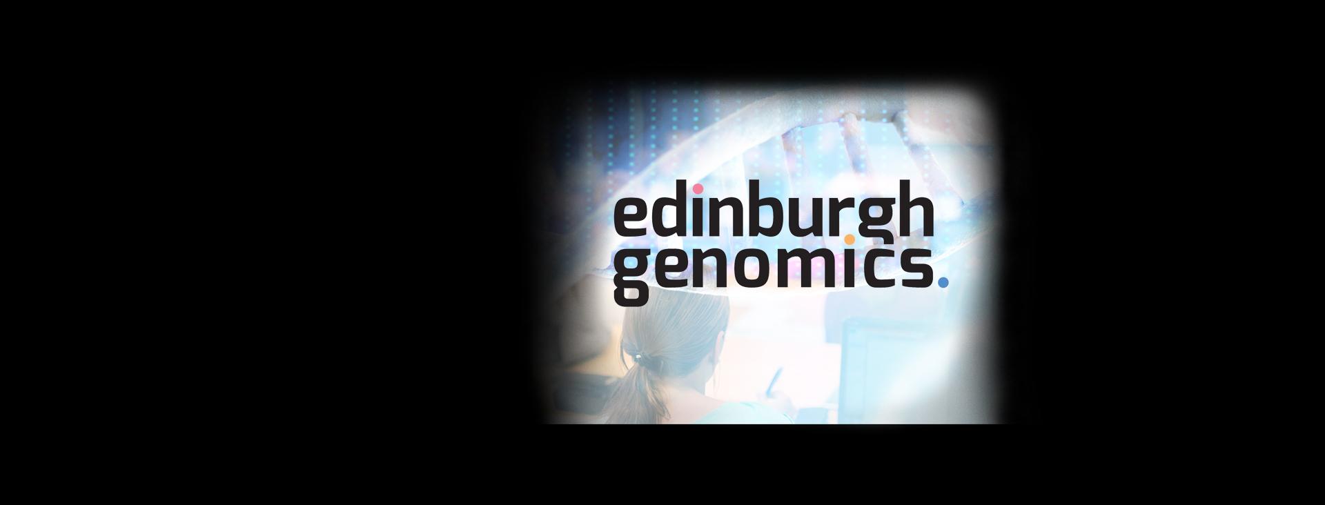 Edinburgh Genomics Homepage Banner